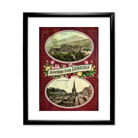 Edinburgh, Scotland Framed Print