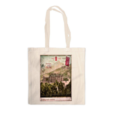 Holyrood Palace, Edinburgh, Scotland Canvas Tote Bag