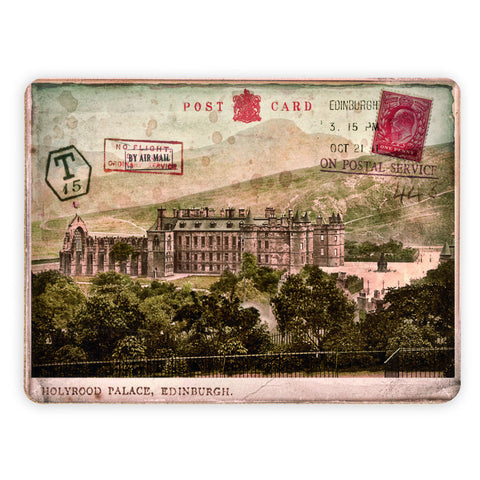 Holyrood Palace, Edinburgh, Scotland Placemat