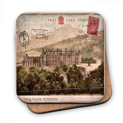 Holyrood Palace, Edinburgh, Scotland MDF Coaster
