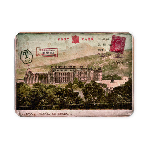 Holyrood Palace, Edinburgh, Scotland Mouse Mat