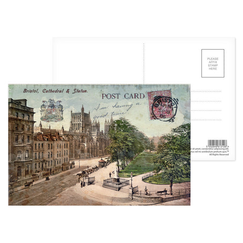 Bristol Cathedral Postcard Pack