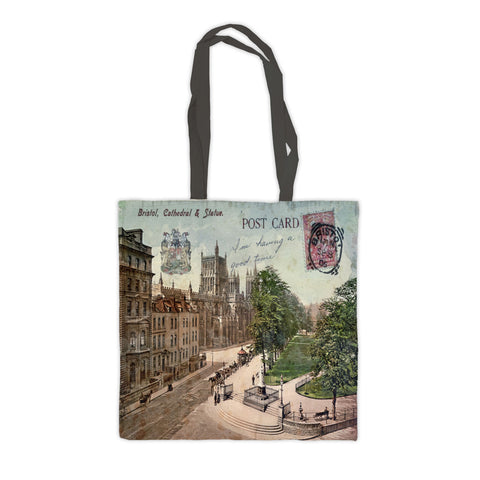 Bristol Cathedral Premium Tote Bag