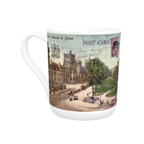 Bristol Cathedral Bone China Mug