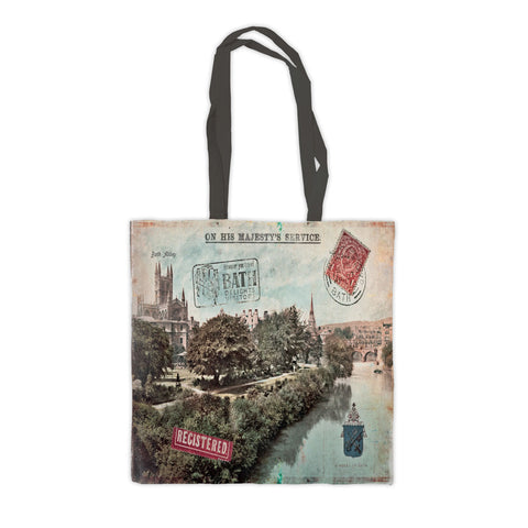 Bath Abbey Premium Tote Bag