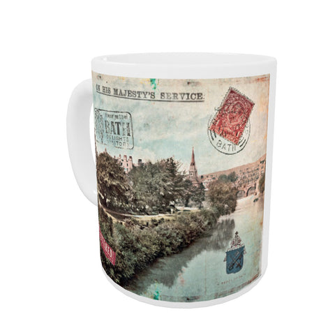 Bath Abbey Mug