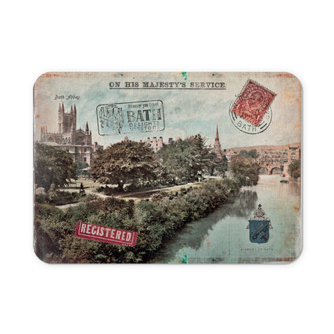 Bath Abbey Mouse Mat