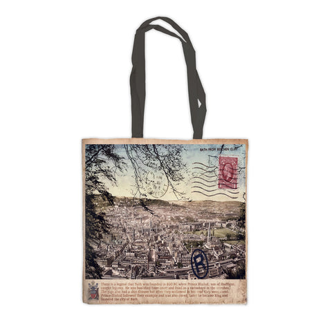 Bath Premium Tote Bag