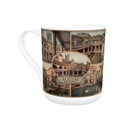 Bath Bone China Mug