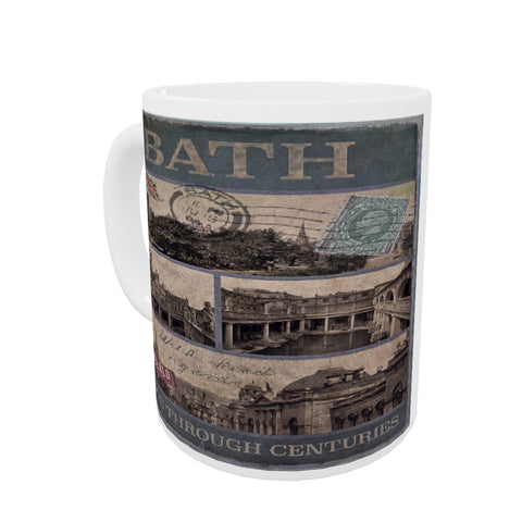 Bath, Famous Through Centuriies Mug