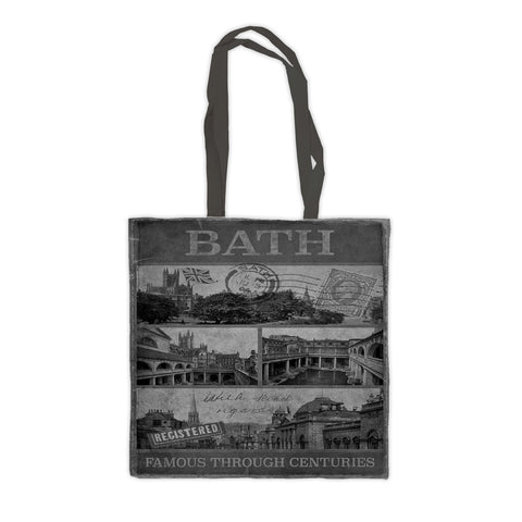 Bath, Famous Through Centuriies Premium Tote Bag