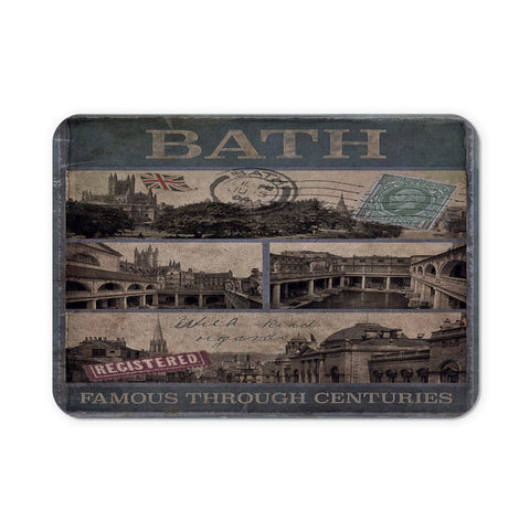 Bath, Famous Through Centuriies Mouse Mat