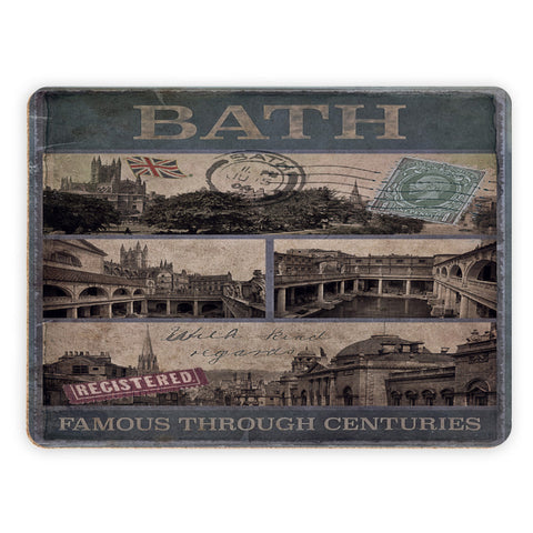 Bath, Famous Through Centuriies Placemat