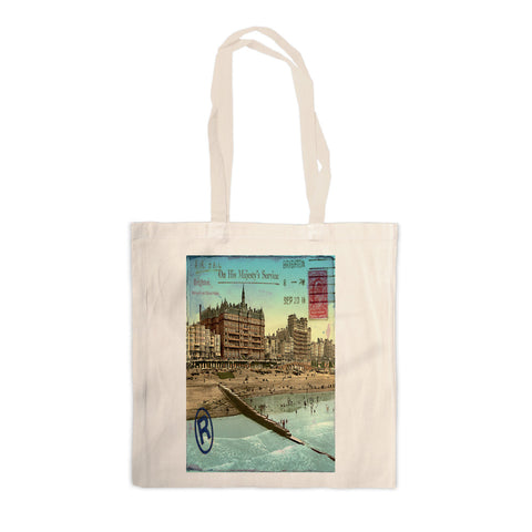 Brighton Canvas Tote Bag
