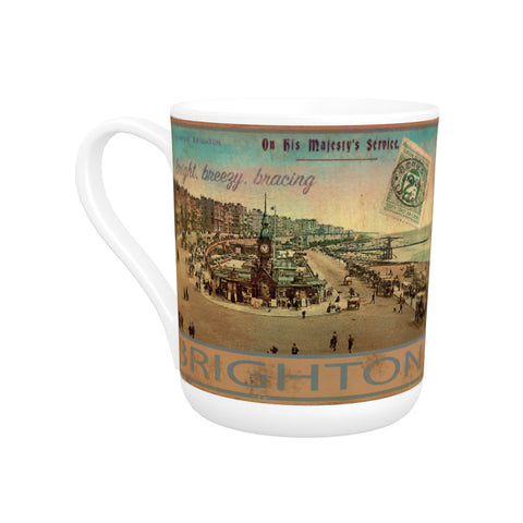 Brighton Bone China Mug