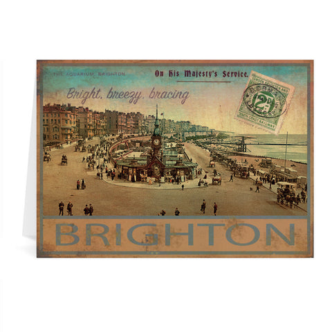 Brighton Greeting Card 7x5