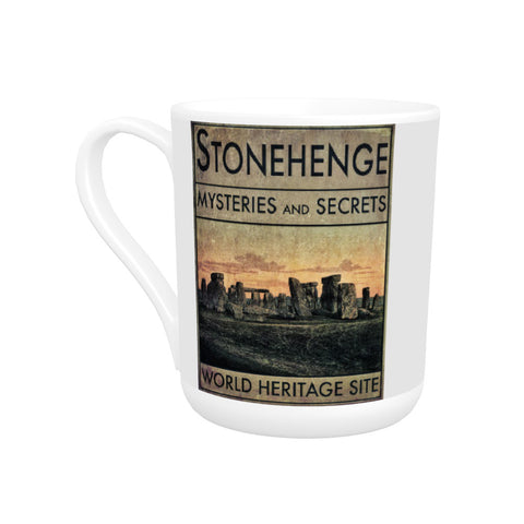 Stonehenge, Wiltshire Bone China Mug