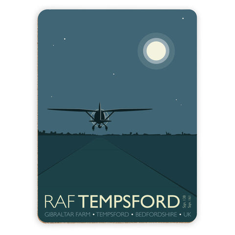 RAF Tempsford, Bedfordshire Placemat