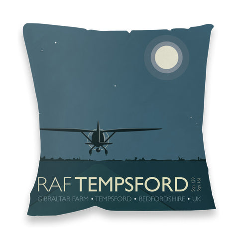 RAF Tempsford, Bedfordshire Fibre Filled Cushion