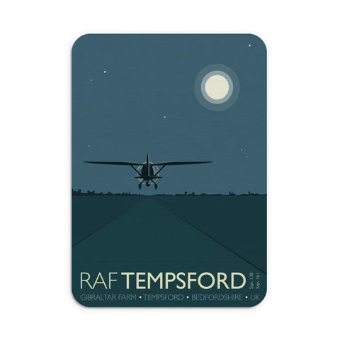 RAF Tempsford, Bedfordshire Mouse Mat