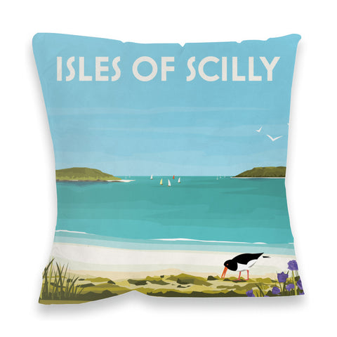 Isles Of Scilly Fibre Filled Cushion