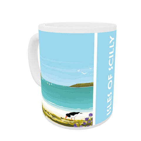 Isles Of Scilly Coloured Insert Mug