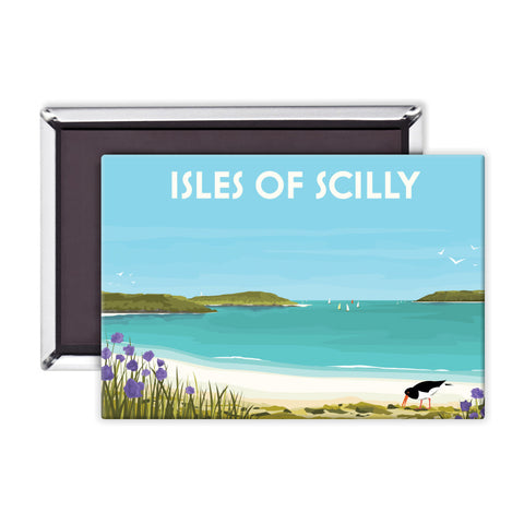 Isles Of Scilly Magnet