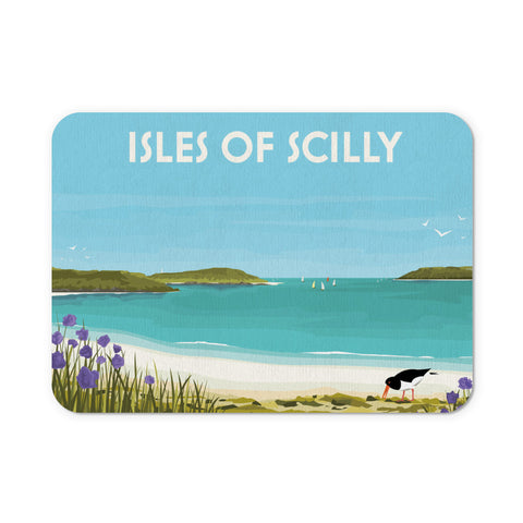 Isles Of Scilly Mouse Mat