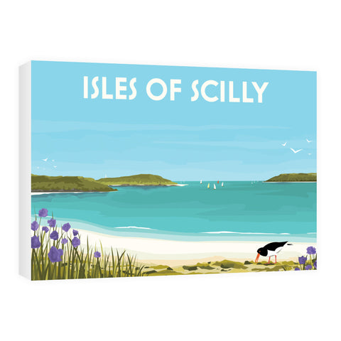 Isles Of Scilly 60cm x 80cm Canvas