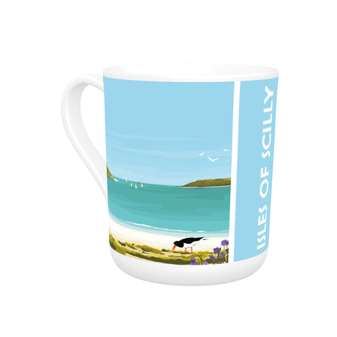 Isles Of Scilly Bone China Mug