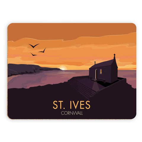 St Ives, Cornwall Placemat