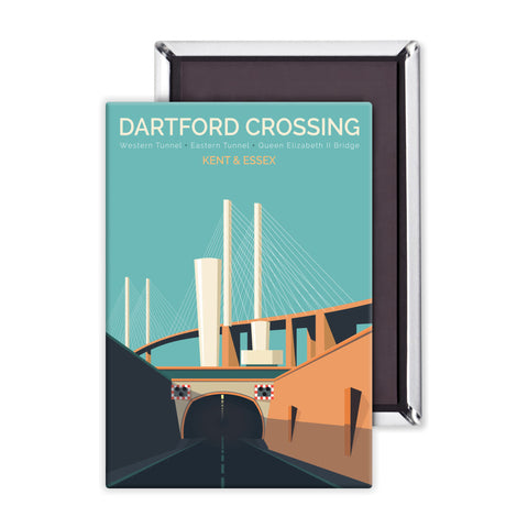 Dartford Crossing, Kent & Essex Magnet
