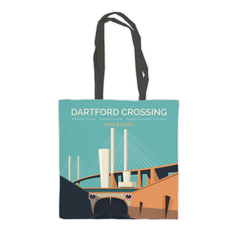 Dartford Crossing, Kent & Essex Premium Tote Bag