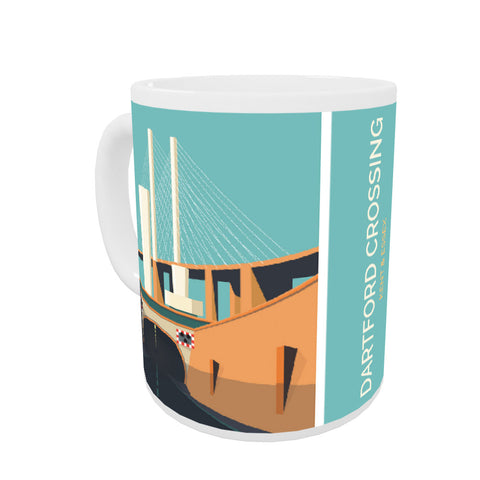 Dartford Crossing, Kent & Essex Mug