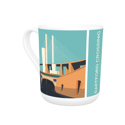 Dartford Crossing, Kent & Essex Bone China Mug