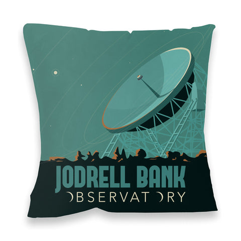Jodrell Bank Observatory Fibre Filled Cushion