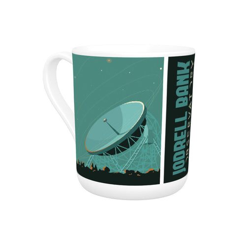 Jodrell Bank Observatory Bone China Mug