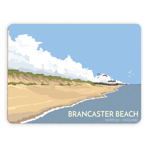 Brancaster Beach, Norfolk Placemat