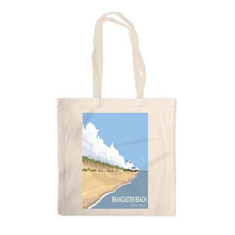 Brancaster Beach, Norfolk Canvas Tote Bag
