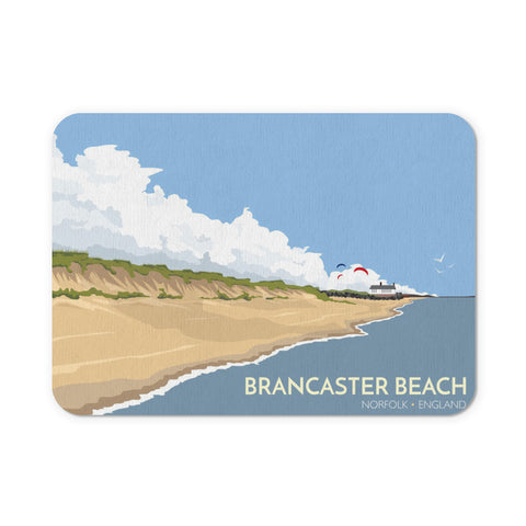 Brancaster Beach, Norfolk Mouse Mat