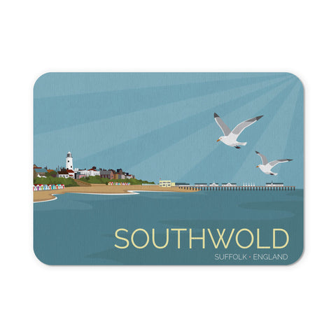 Southwold, Suffolk Mouse Mat