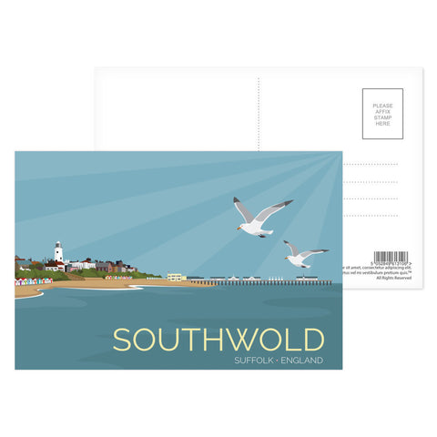 Southwold, Suffolk Postcard Pack