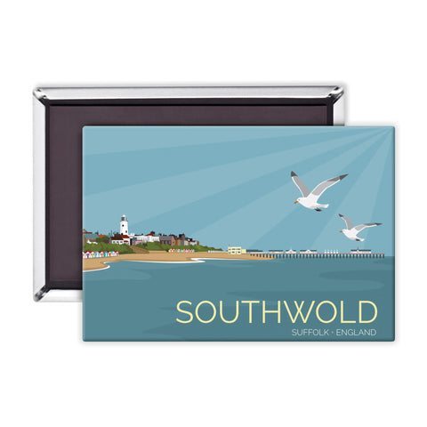 Southwold, Suffolk Magnet