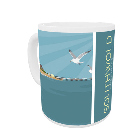 Southwold, Suffolk Coloured Insert Mug