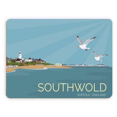 Southwold, Suffolk Placemat