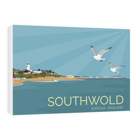 Southwold, Suffolk 60cm x 80cm Canvas