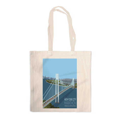 New York, USA Canvas Tote Bag