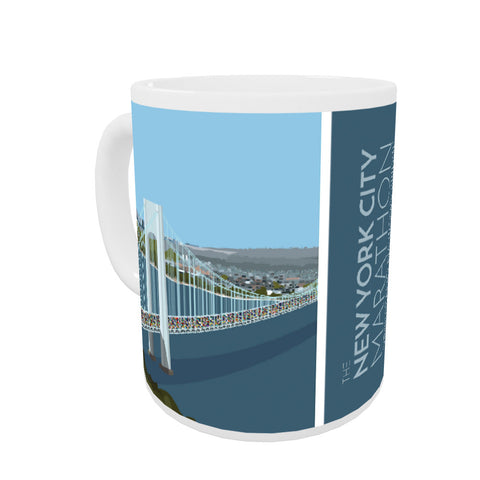 New York, USA Coloured Insert Mug