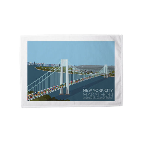 New York, USA Tea Towel