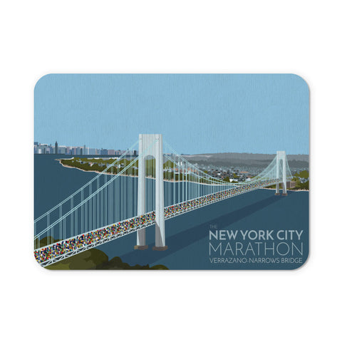 New York, USA Mouse Mat